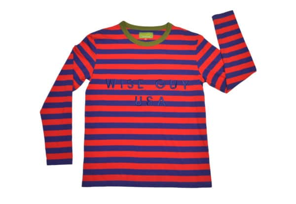 Striped Long Sleeve 1
